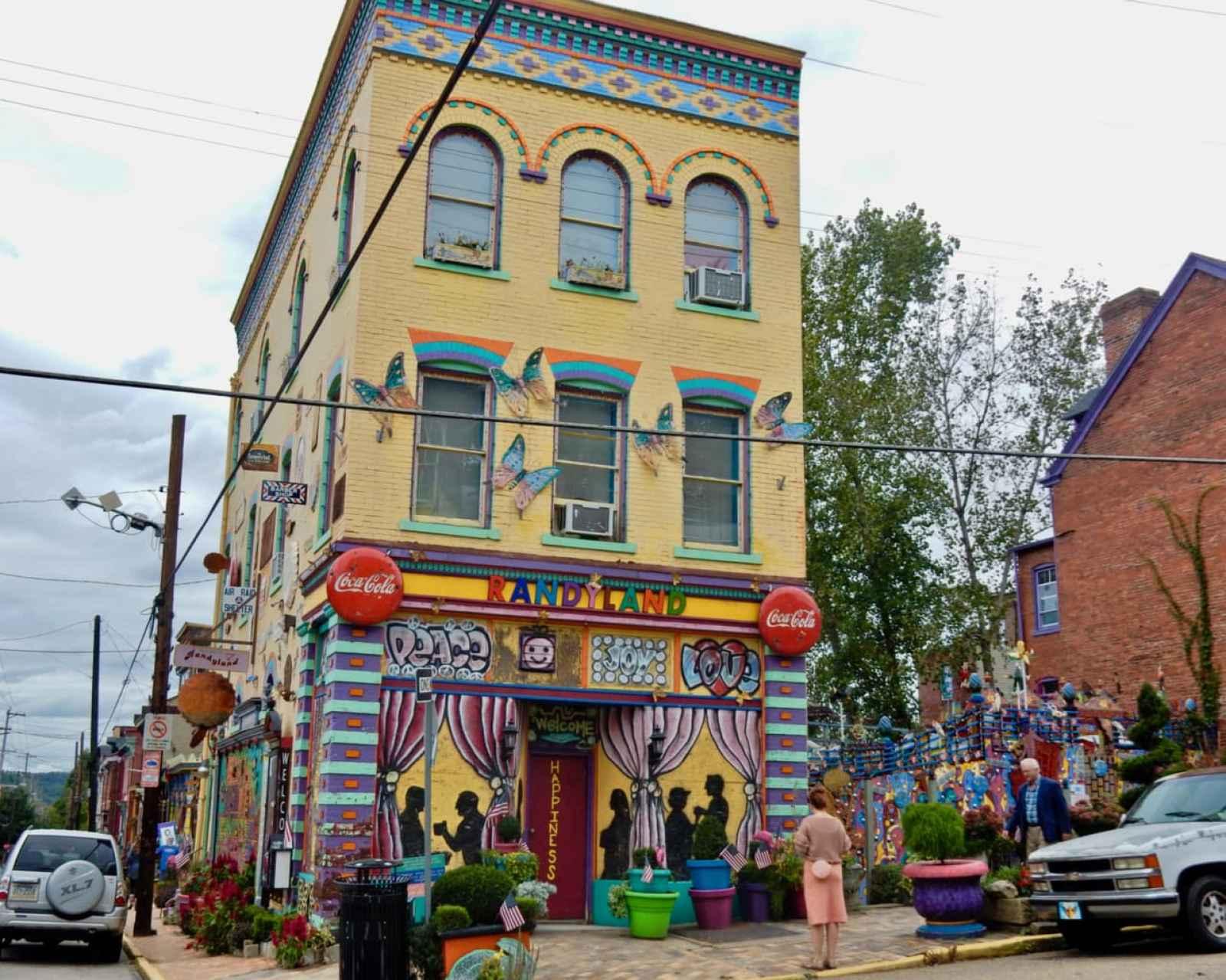 Randyland - Pittsburgh PA