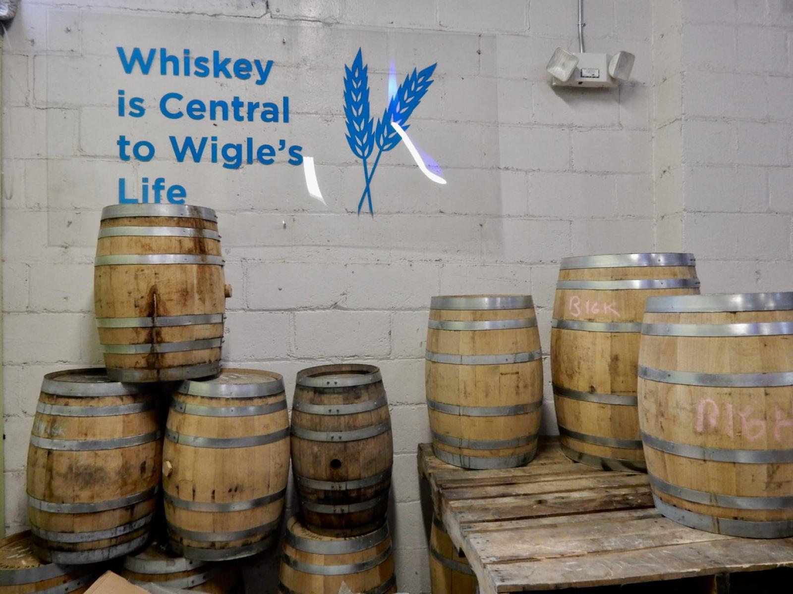 Wigle Distillery Pittsburgh PA