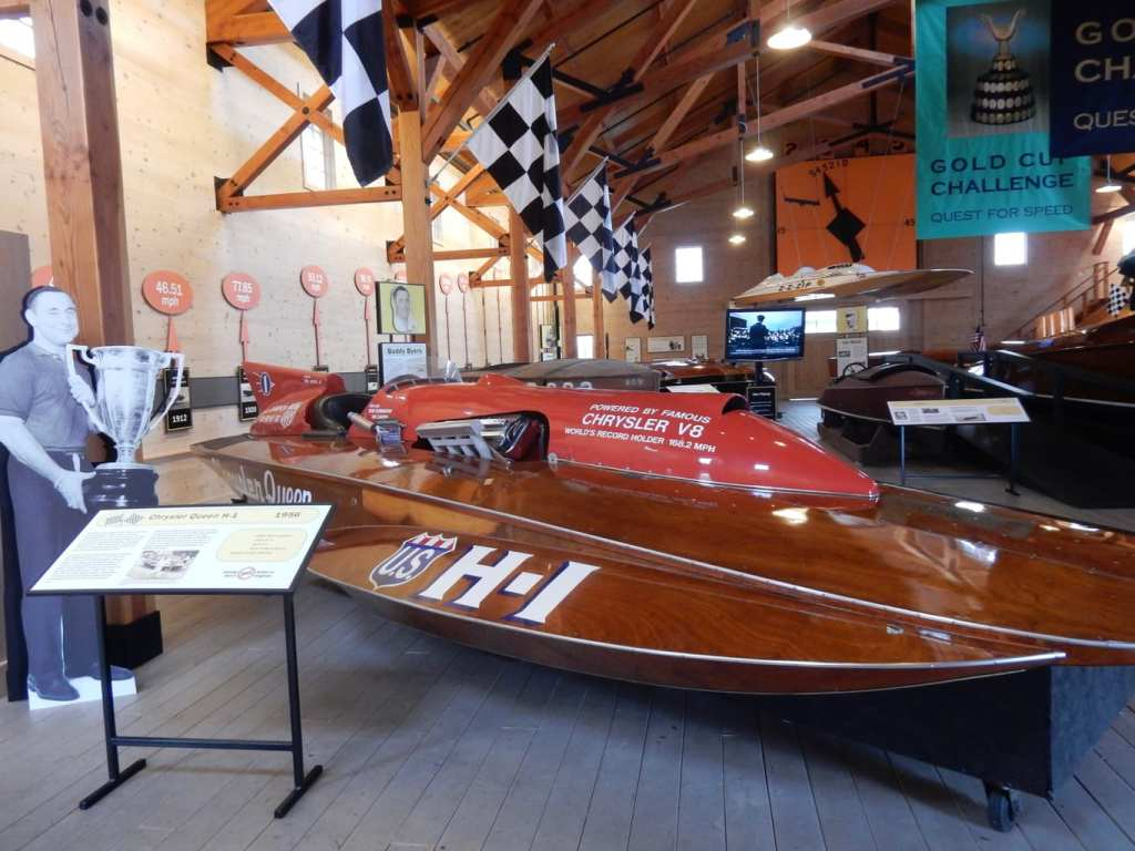 Race Boats Antique Boat Museum Clayton NY