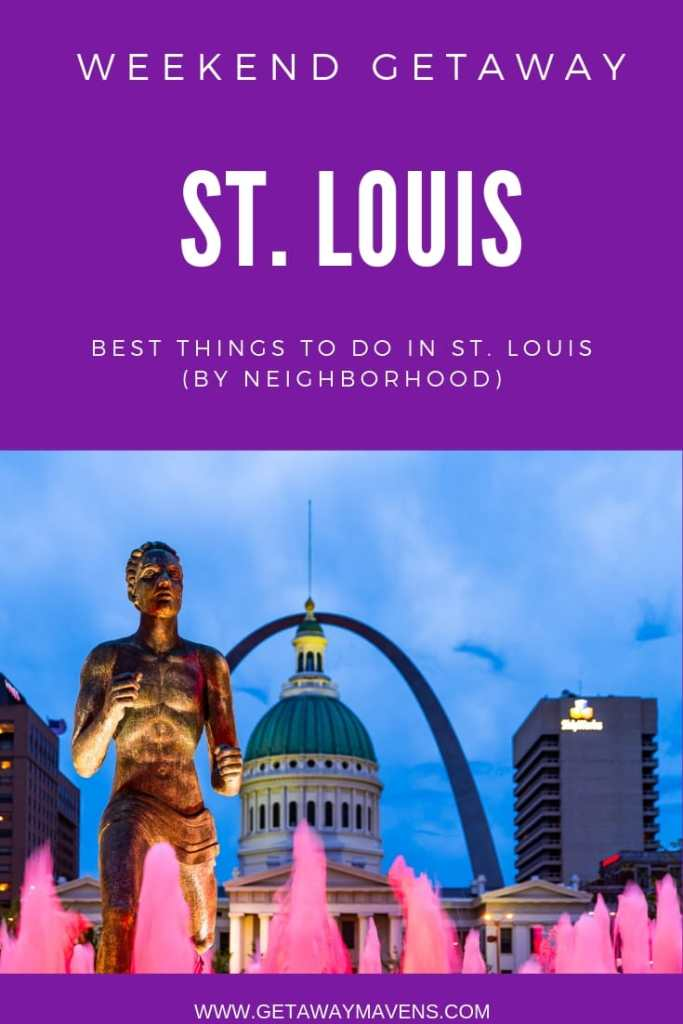 St Louis Pinterest Pin