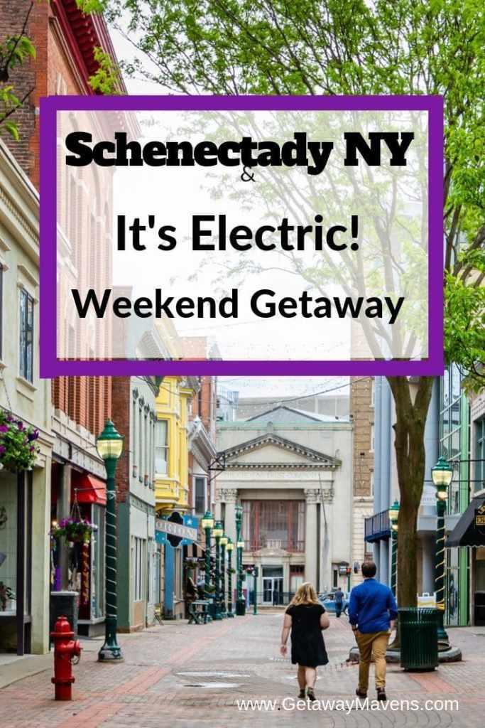 Schenectady NY Pinterest pin
