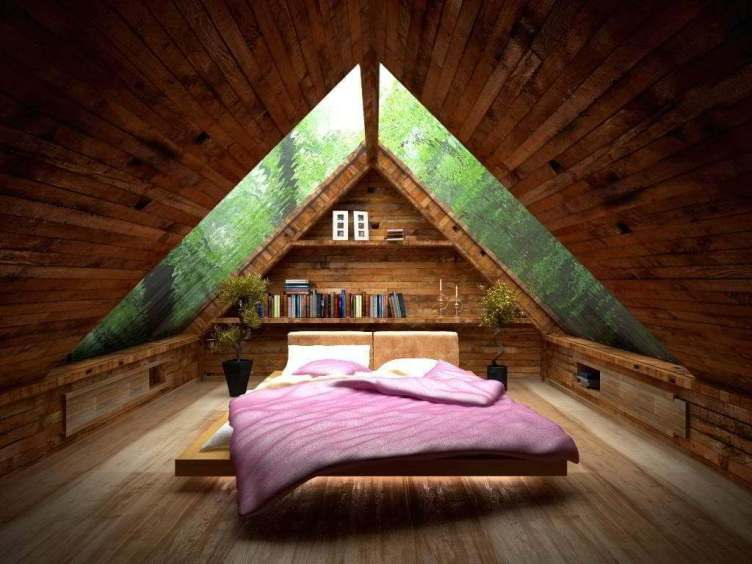 Breathtaking loft decorating ideas #atticbedroomideas #atticroomideas #loftbedroomideas