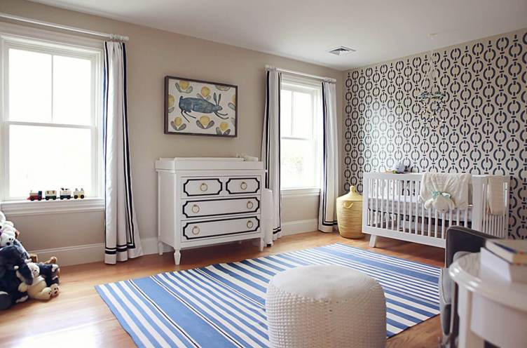 Wonderful baby boy room ideas blue and green #babyboyroomideas #boynurseryideas #cutebabyroom