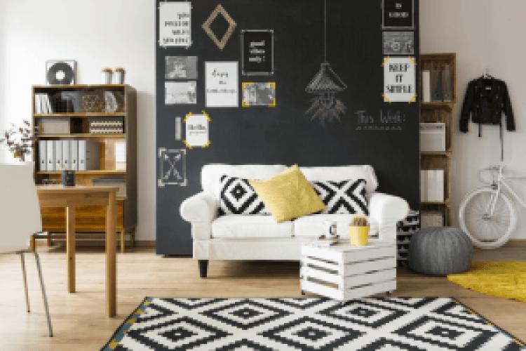 Fantastic inexpensive accent wall ideas #accentwallideas #wallpaperideas #wallpaintcolor