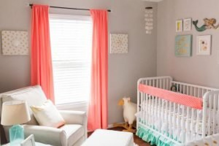 Phenomenal baby girl room ideas pink and purple #babygirlroomideas #babygirlnurseryideas #babygirlroom