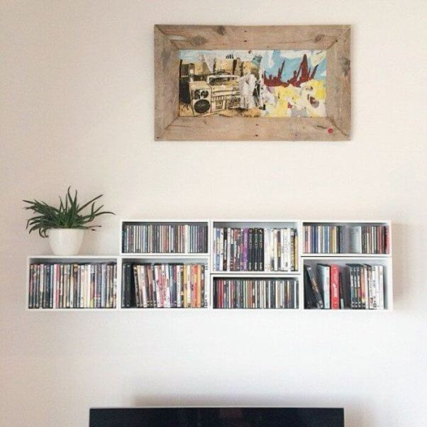 Brilliant dvd storage ideas pinterest #dvdstorageideas #cddvdstorage #dvdrack