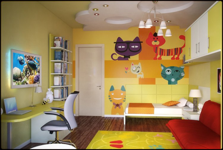 Famous nursery ceiling light #kidsbedroomideas #kidsroomideas #littlegirlsbedroom