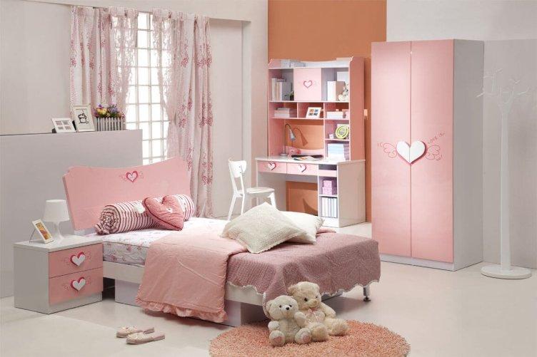 Striking luxury teenage girl bedroom ideas #teenagegirlbedroomideas #teengirlsroom #girlsbedroomideas