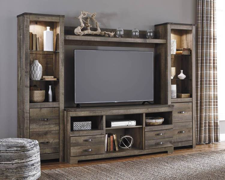 Extraordinary diy tv stand bookcase #DIYTVStand #TVStandIdeas #WoodenTVStand