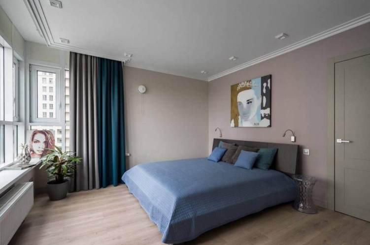 Awesome farmhouse bedroom curtain ideas #bedroomcurtainideas #bedroomcurtaindrapes #windowtreatment