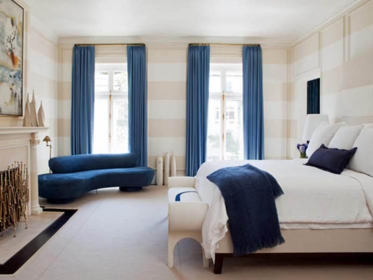 Marvelous vintage bedroom curtain ideas #bedroomcurtainideas #bedroomcurtaindrapes #windowtreatment