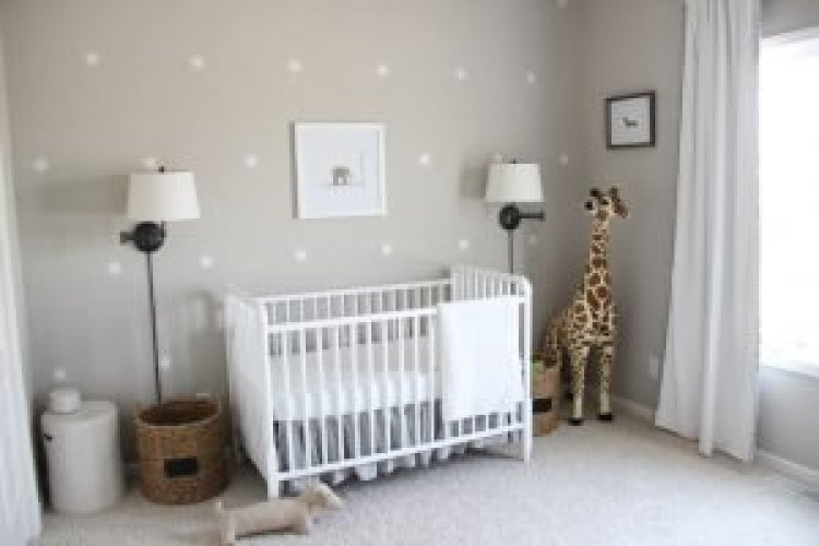 Brilliant navy blue baby boy room ideas #babyboyroomideas #boynurseryideas #cutebabyroom