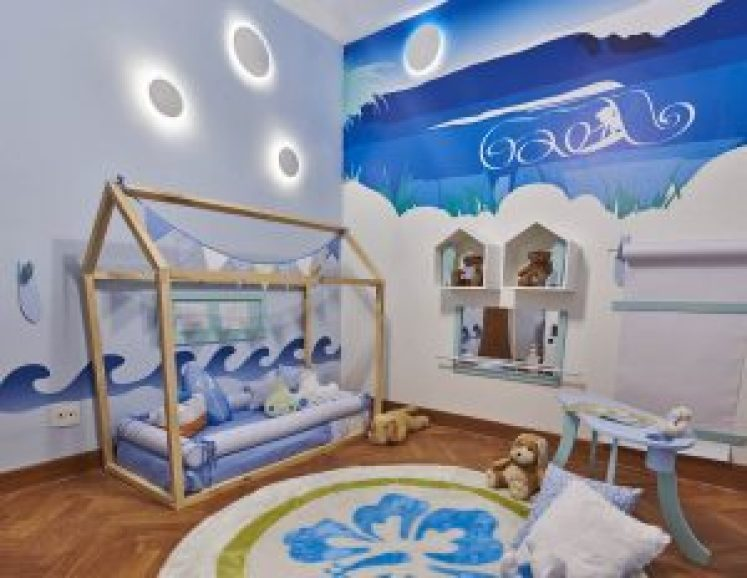 Breathtaking baby boy room ideas blue and brown #babyboyroomideas #boynurseryideas #cutebabyroom