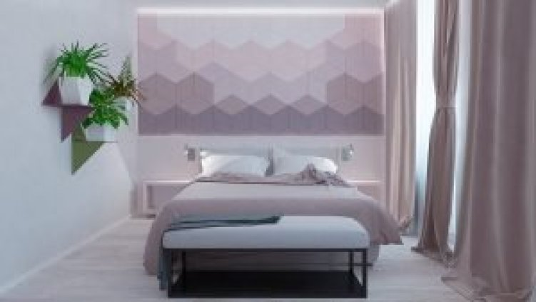 Spectacular accent wall paint design ideas #accentwallideas #wallpaperideas #wallpaintcolor