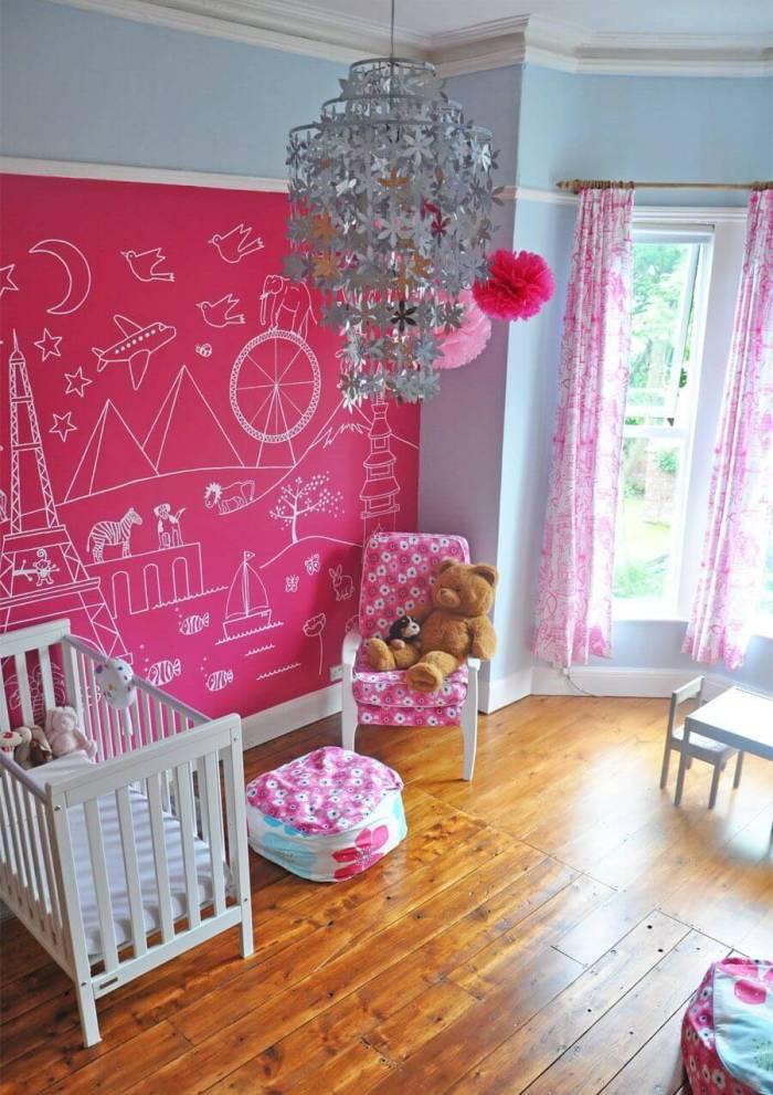 Delight lavender baby girl room ideas #babygirlroomideas #babygirlnurseryideas #babygirlroom