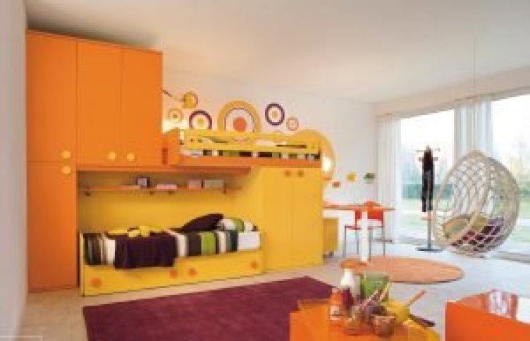 Unique small bedroom decorating ideas on a budget #kidsbedroomideas #kidsroomideas #littlegirlsbedroom