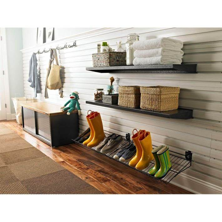 Unbelievable homemade shoe storage ideas #shoestorageideas #shoerack #shoeorganizer