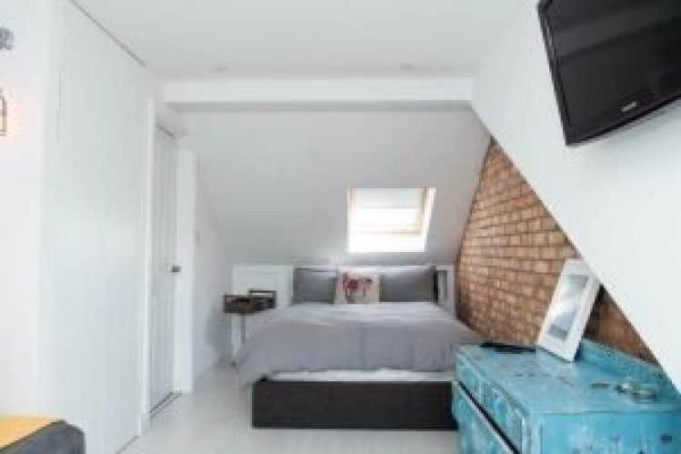 Fantastic loft bed ideas #atticbedroomideas #atticroomideas #loftbedroomideas