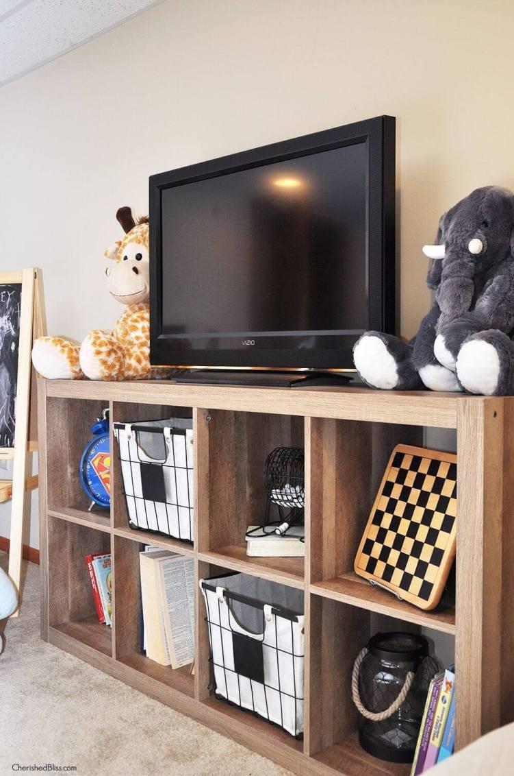 Astounding diy tv lift cabinet plans #DIYTVStand #TVStandIdeas #WoodenTVStand