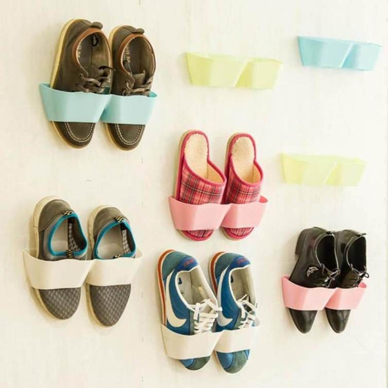 Fabulous shoe storage ideas #shoestorageideas #shoerack #shoeorganizer