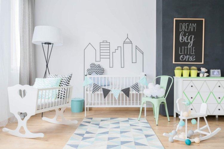 Striking luxury baby boy room ideas #babyboyroomideas #boynurseryideas #cutebabyroom