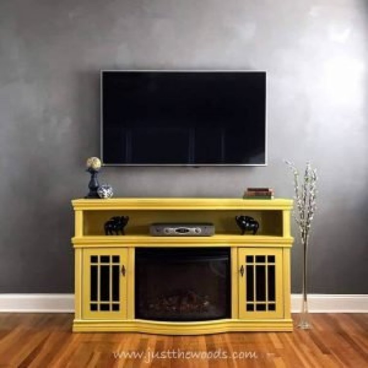 Astonishing diy tv stand pallet #DIYTVStand #TVStandIdeas #WoodenTVStand