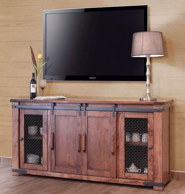 Awesome diy tv stand makeover #DIYTVStand #TVStandIdeas #WoodenTVStand