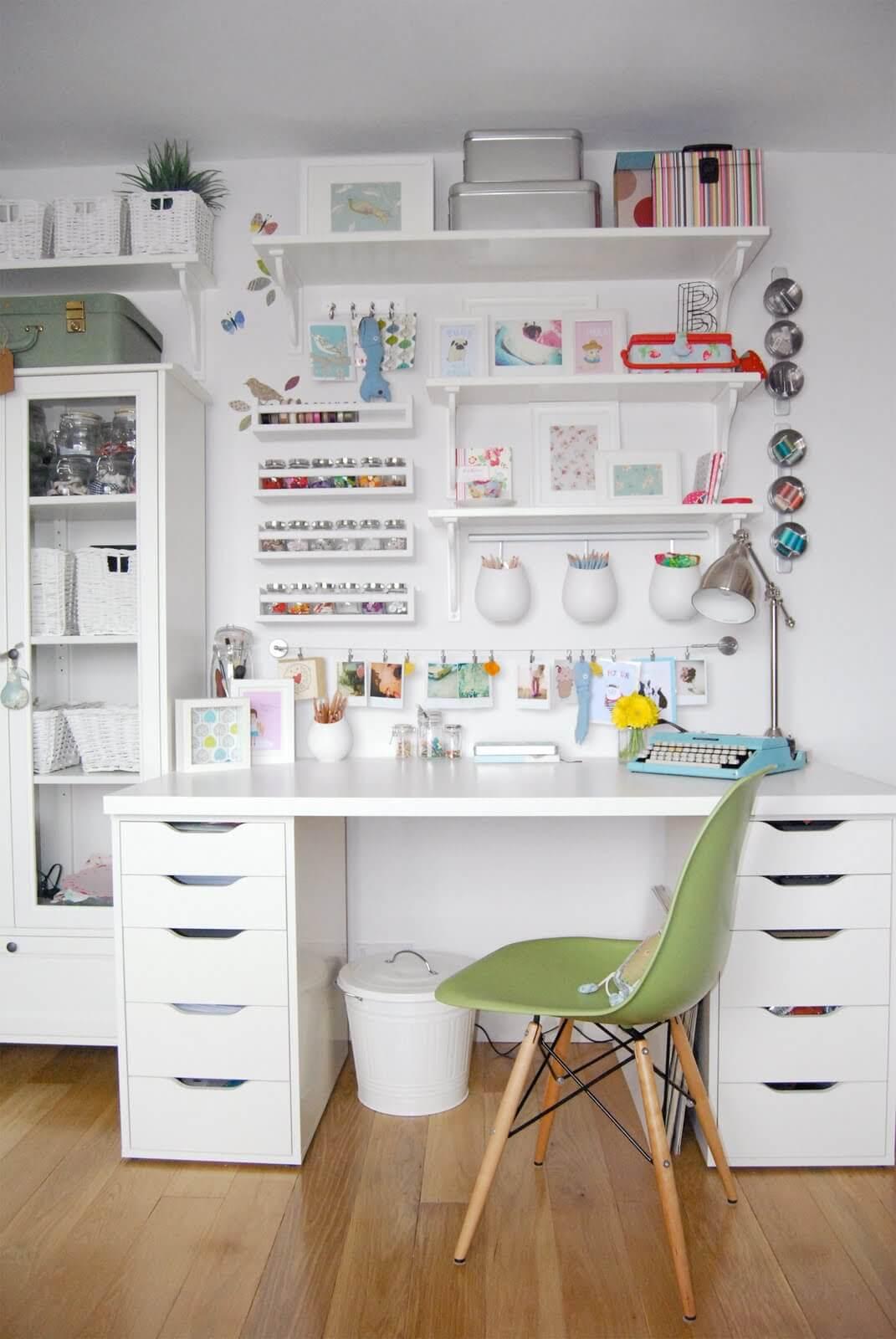 diy office organization 1 diy home office. 45 Brilliant Home Office Organization Ideas To Boost Your Productivity [+DIY ] Diy Office Organization 1 Home I