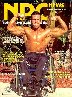 Npc National Physique Committee News Magazine