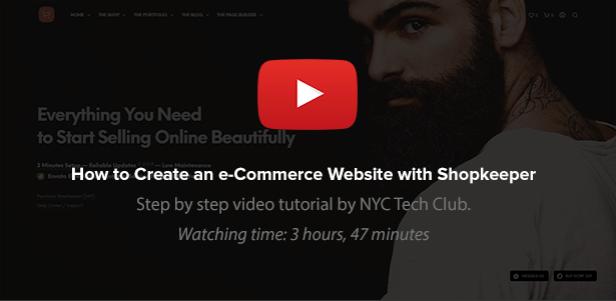 Shopkeeper - eCommerce WordPress Theme for WooCommerce - 50