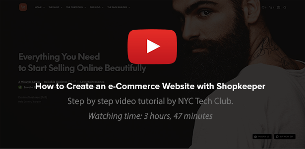 Shopkeeper - eCommerce WordPress Theme for WooCommerce - 50