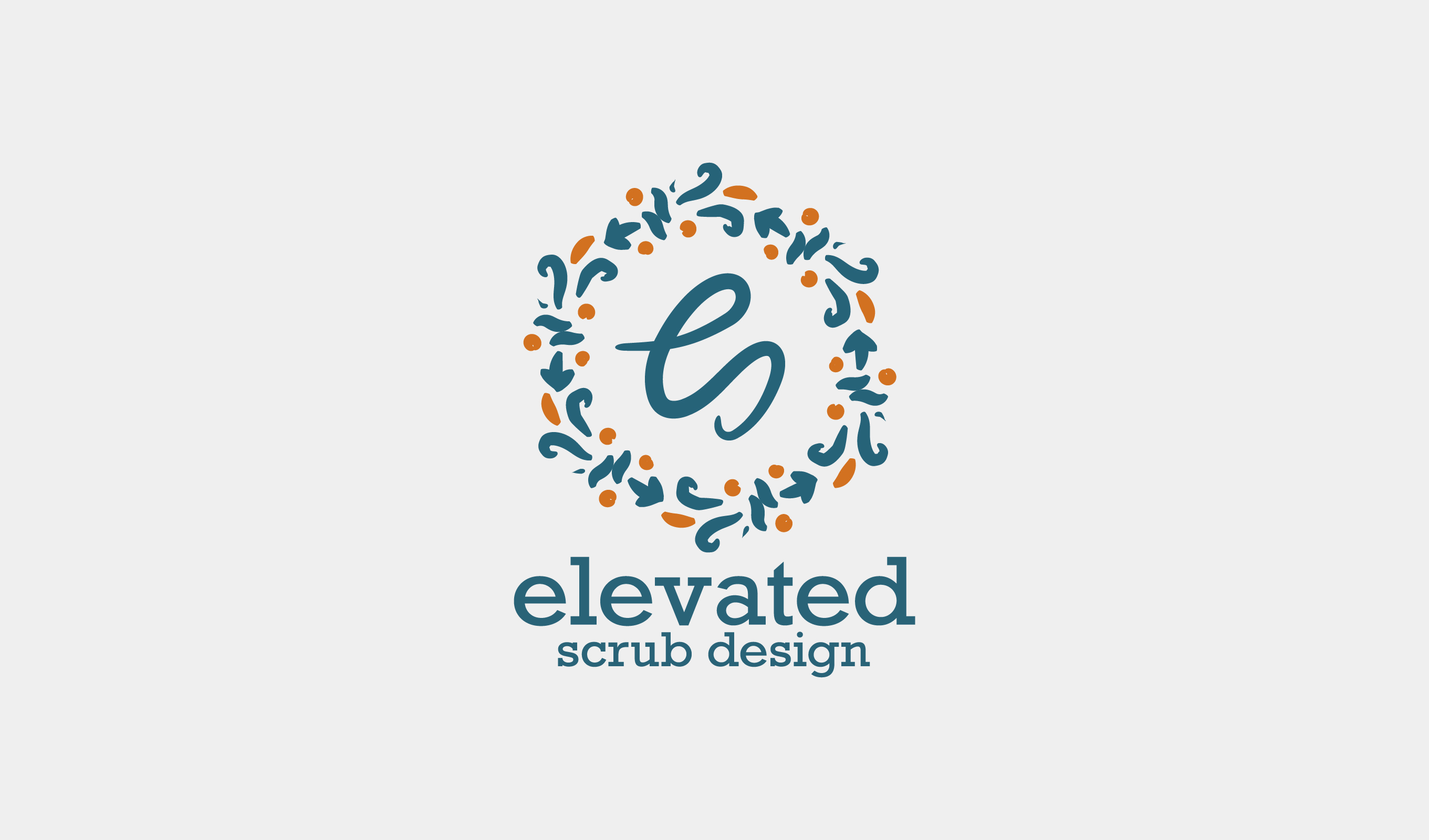 ElevatedScrubDesign Final logo
