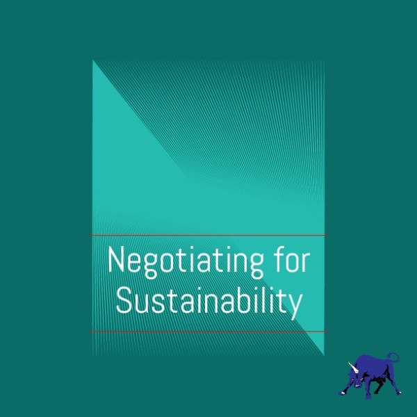 Get Bullish on How to Negotiate for Sustainability