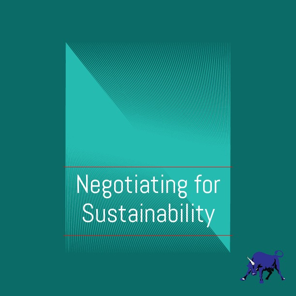 NegotiatingforSustainability