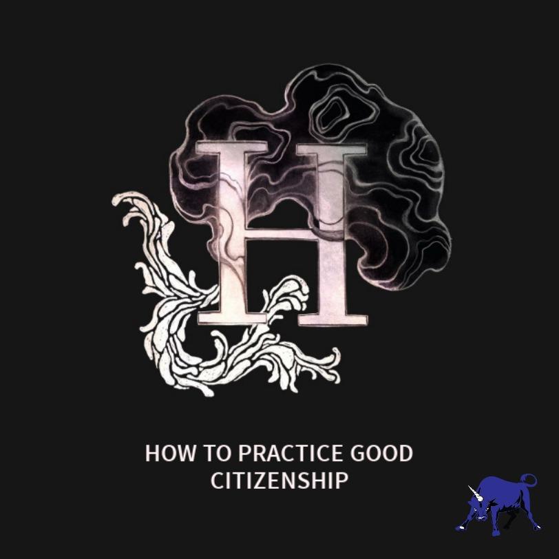 PracticeGoodCitizenship