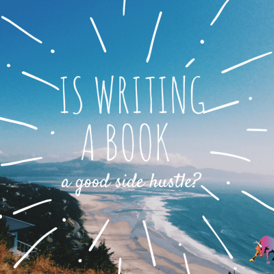 Bullish Q&A: Is Writing a Book a Good Side-Hustle?