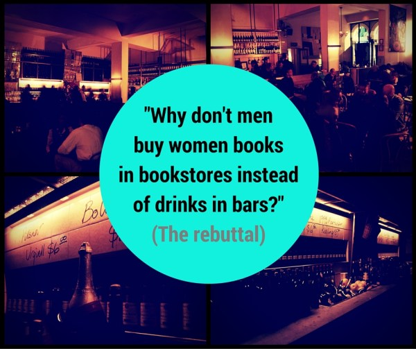 "The Rebuttal to ""Men should buy women books in bookstores instead"" by Jen Dziura"