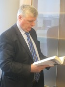 MEP Liam Aylward