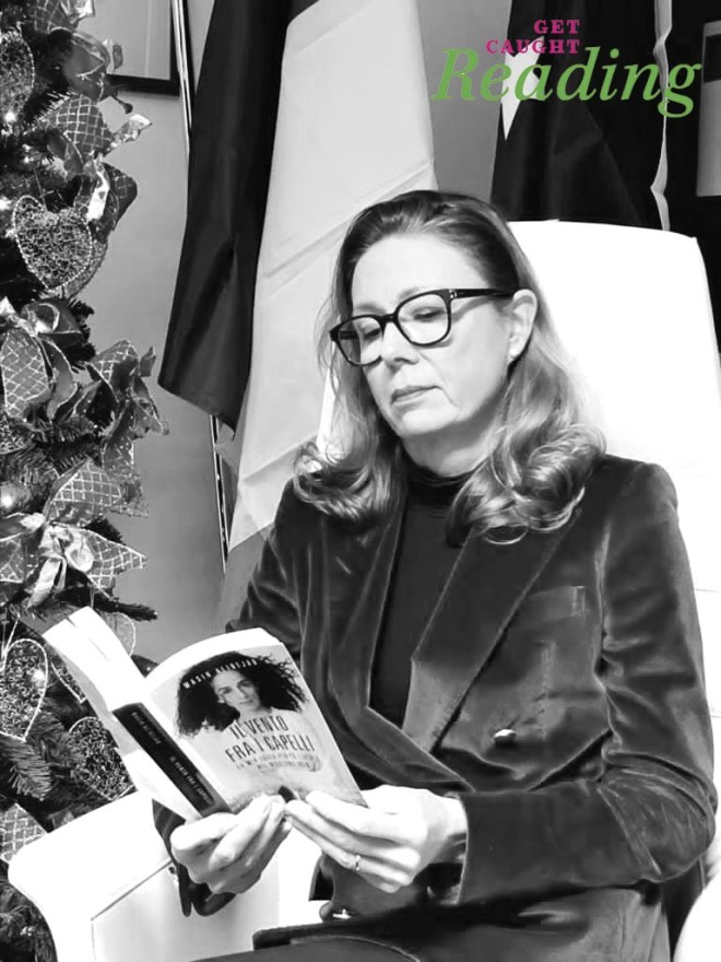 Rossana Conte MEP reading