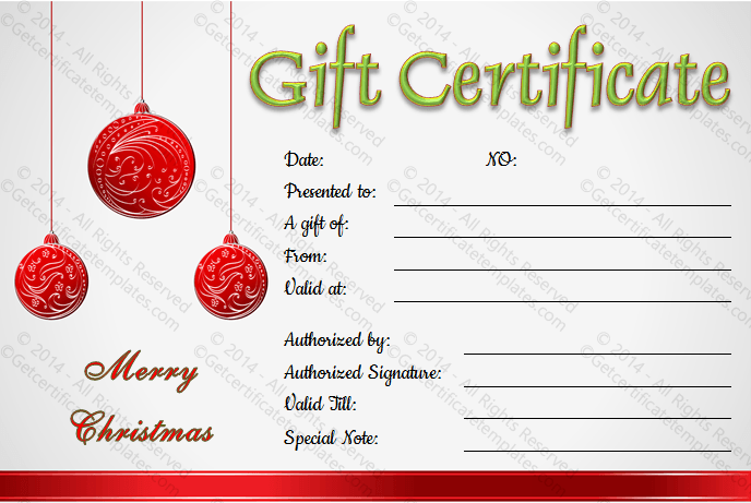 Giftcard Template gift card template christmas all about template – Christmas Gift Card Template