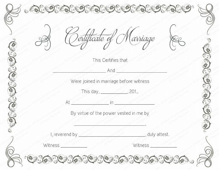 Wa marriage certificate yelopaper Images
