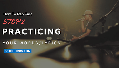 rapping-fast-tips-practicing-your-lyrics-and-words