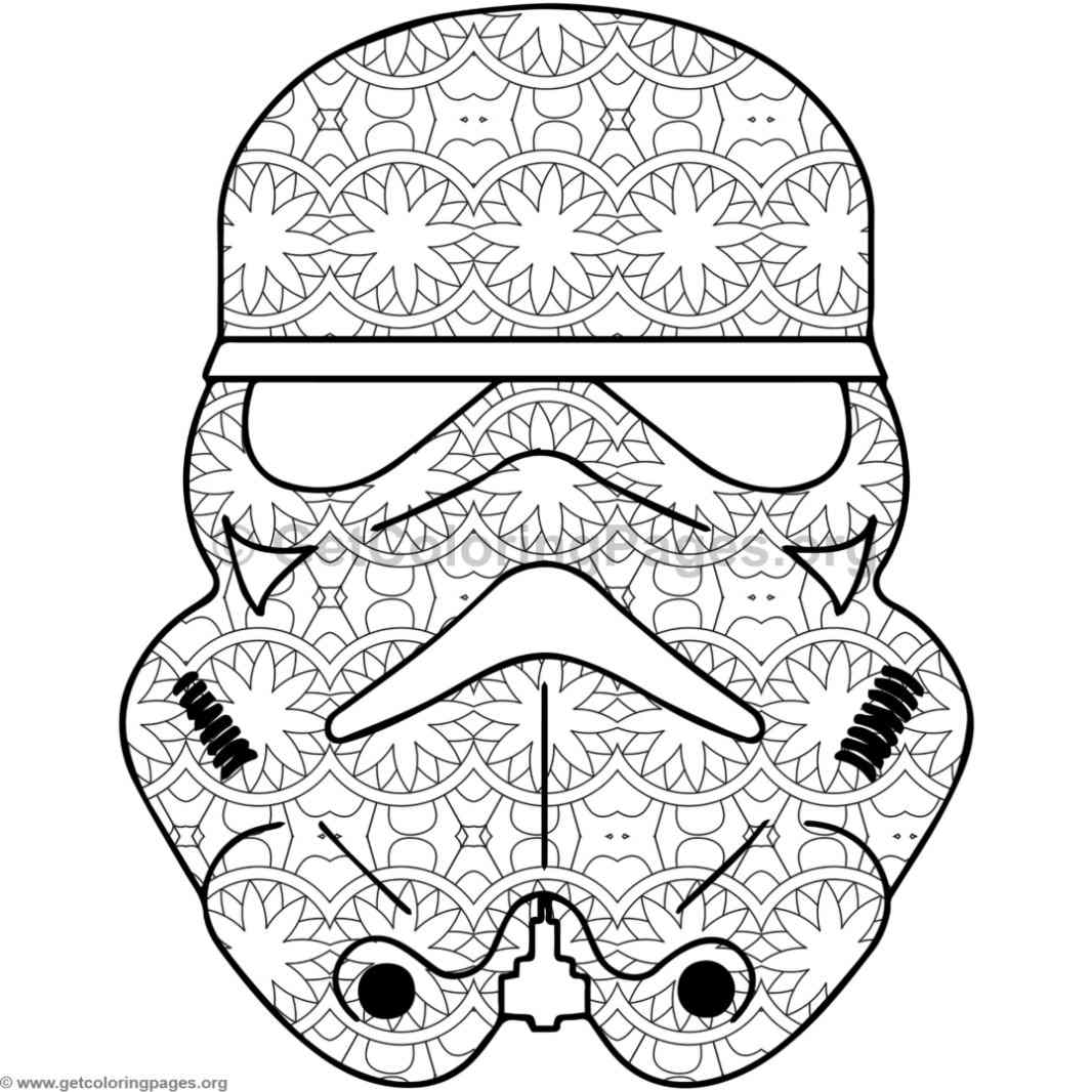 Star Wars Coloring Pages 8