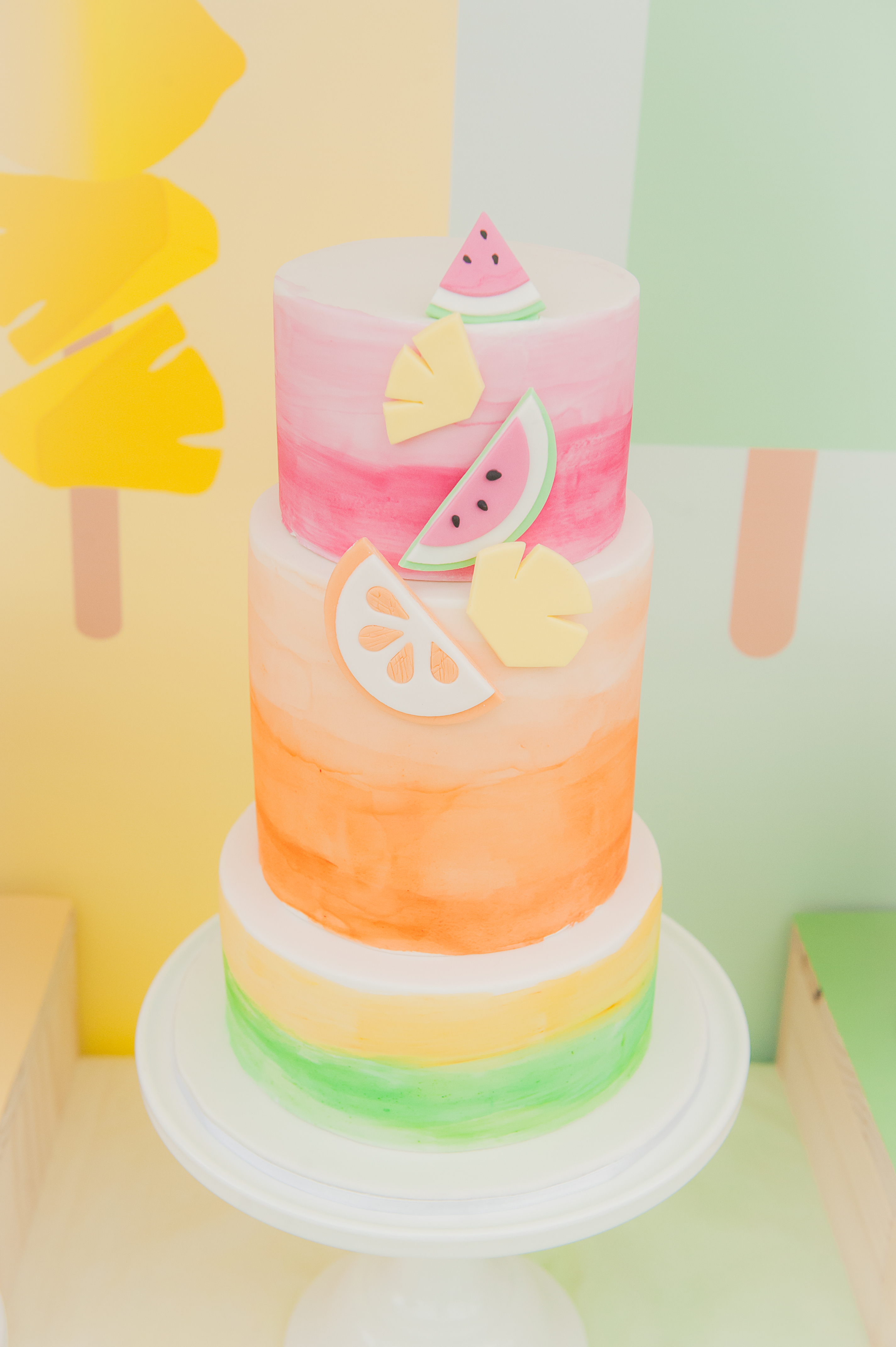 Featured Party Summer Popsicle Party Ideas