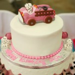 Girly Pink Firefighter Party