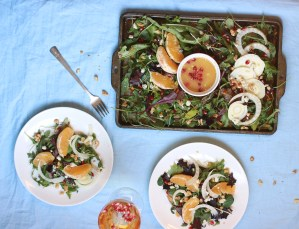 This winter citrus salad recipe is packed with antioxidants, vitamin C and lot's of other vitamins and minerals to keep you healthy and energized all Winter long!
