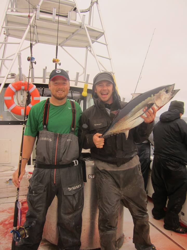 Hook and line fishing is one of the most sustainable fishing methods.