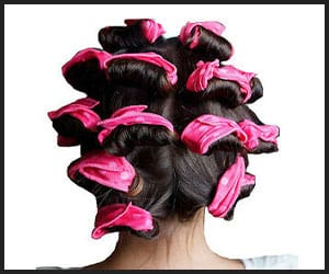 types of hair rollers for styling curls