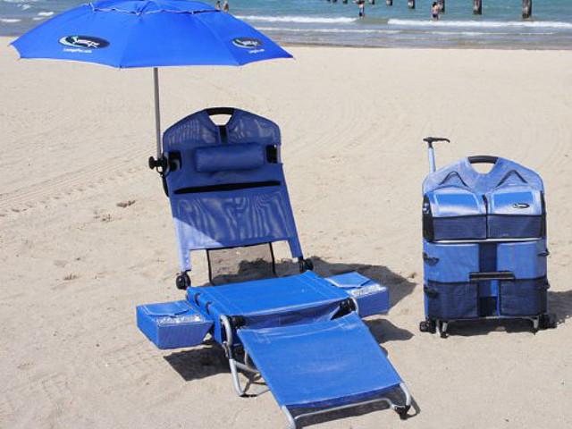 LoungePac Beach Lounger