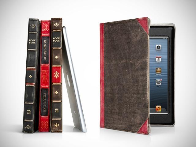 Twelve South BookBook Leather Case for iPad/iPad Mini